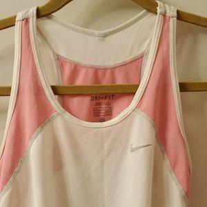 Nike dri-fit tank top sz small
